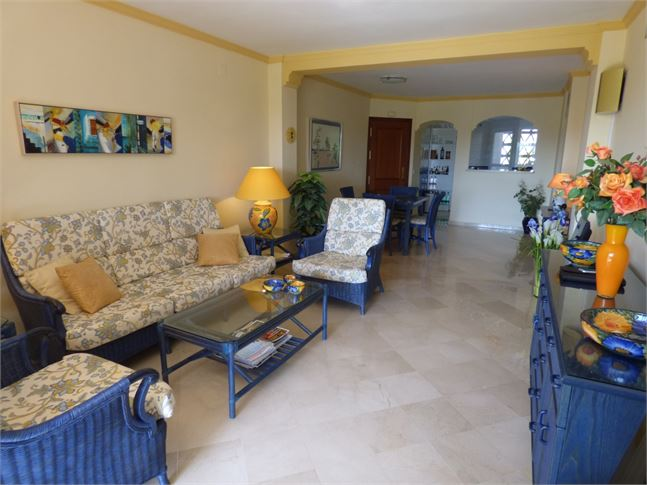 Apartment in Mijas Golf - Golf Valley Homes - Real Estate in Costa del Sol, Spain