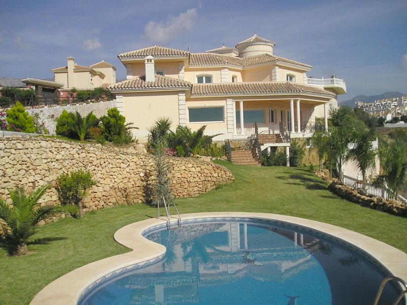 Villa in Mijas Golf - Golf Valley Homes - Real Estate in Costa del Sol, Spain